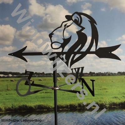 Windwijzer Leeuwenkop