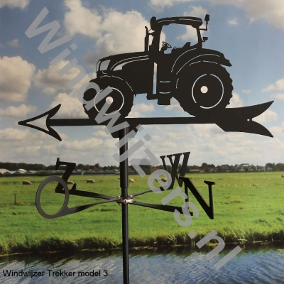Windwijzer Trekker New Holland